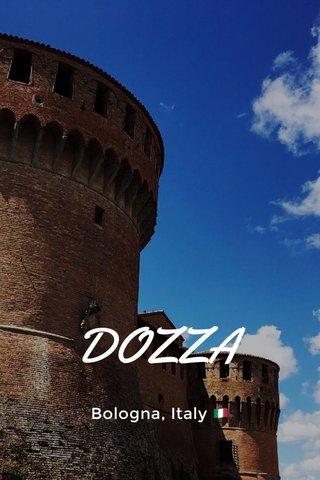 DOZZA Bologna, Italy 🇮🇹