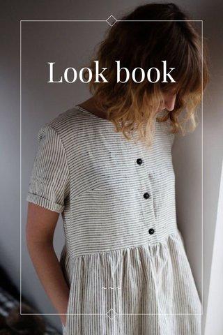 Look book ~~~