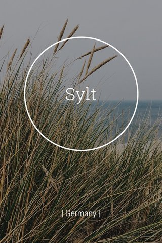 Sylt | Germany |