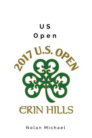 US Open Nolan Michael
