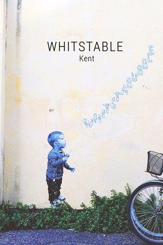 WHITSTABLE Kent