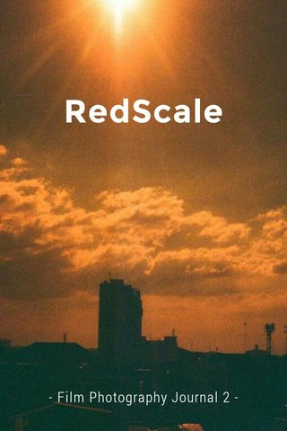 RedScale - Film Photography Journal 2 -