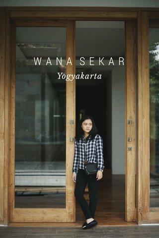 WANA SEKAR Yogyakarta