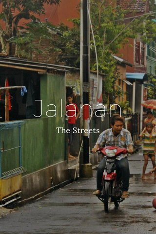 Jalanan The Streets