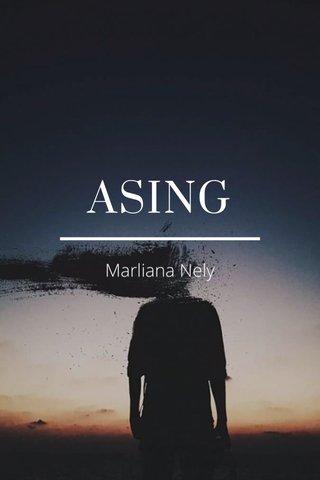 ASING Marliana Nely