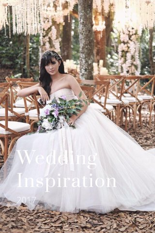Wedding Inspiration 2017