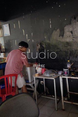 studio maker