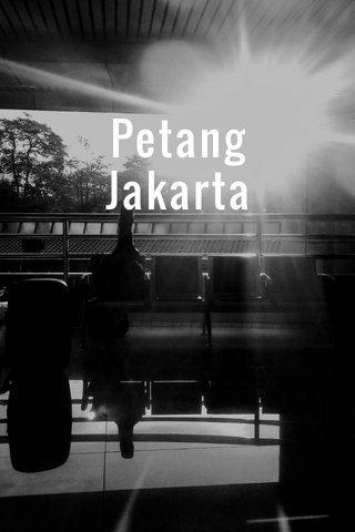 Petang Jakarta