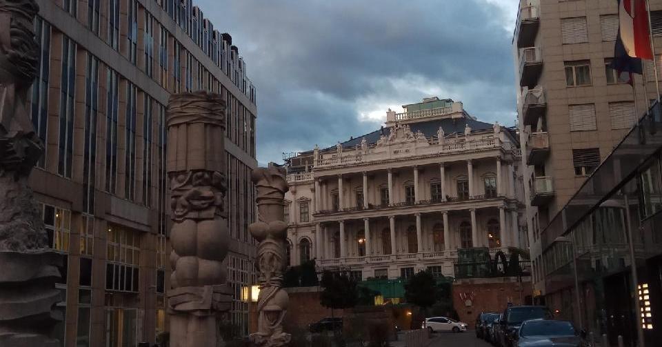 #WEIN WEINAKADEMIE Palais Coburg #1: by Romana in Vienna