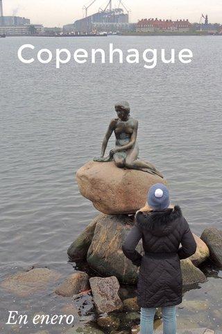 Copenhague En enero