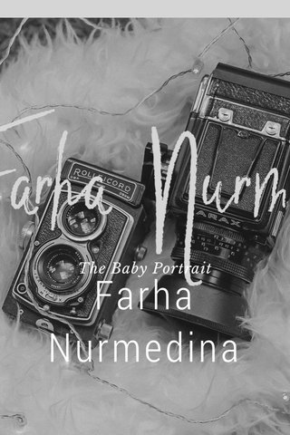 Farha Nurmedina The Baby Portrait