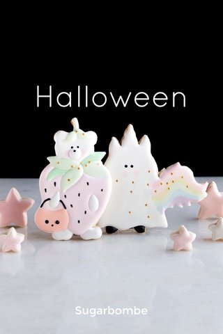Halloween Sugarbombe