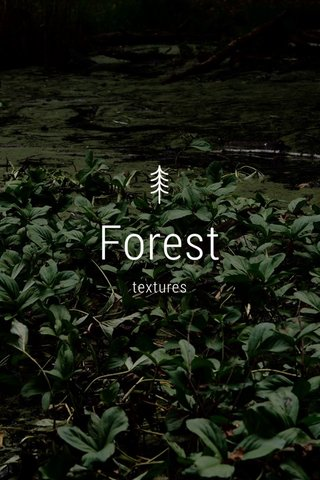 Forest textures