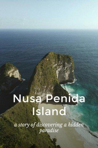 Nusa Penida Island a story of discovering a hidden paradise