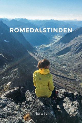 ROMEDALSTINDEN Norway