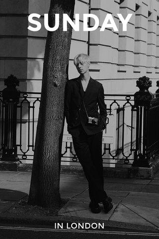 SUNDAY IN LONDON