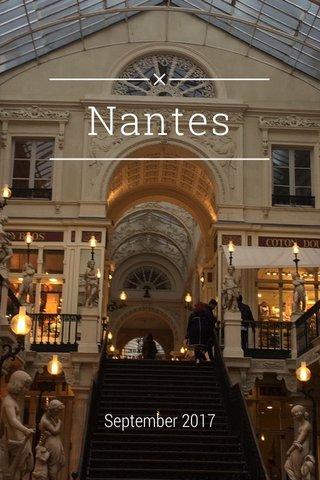 Nantes September 2017