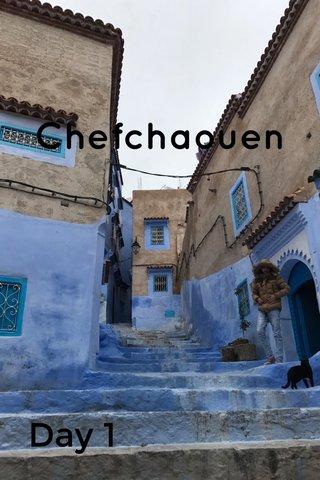 Chefchaouen Day 1