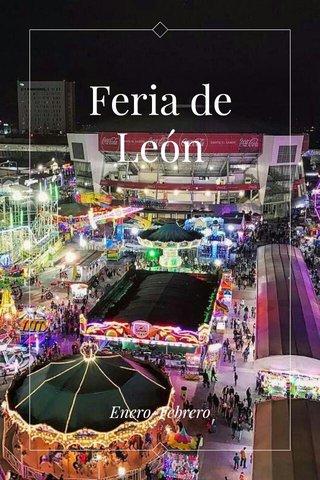 Feria de León Enero-Febrero