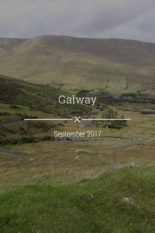 Galway September 2017