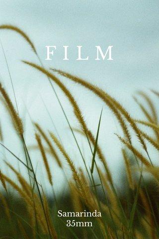 FILM Samarinda 35mm