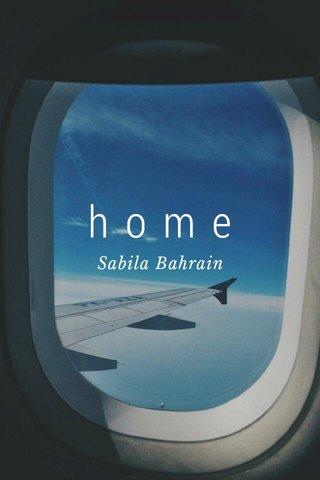 home Sabila Bahrain