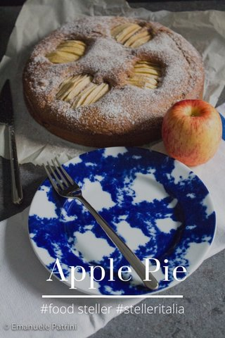 Apple Pie #food steller #stelleritalia