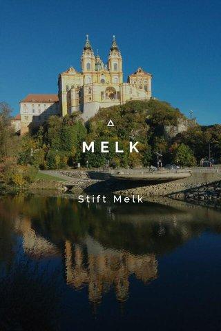 MELK Stift Melk