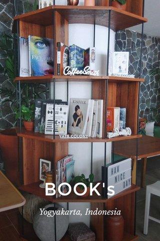 BOOK's Yogyakarta, Indonesia