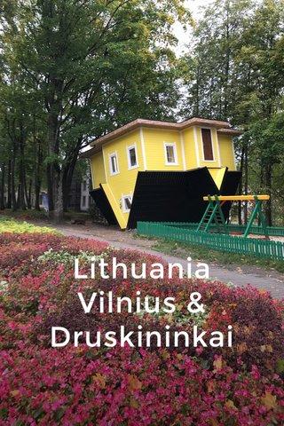 Lithuania Vilnius & Druskininkai