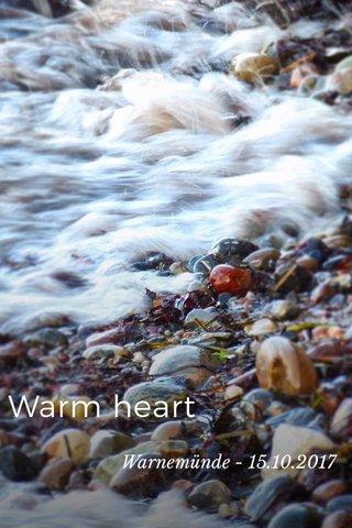 Warm heart Warnemünde - 15.10.2017
