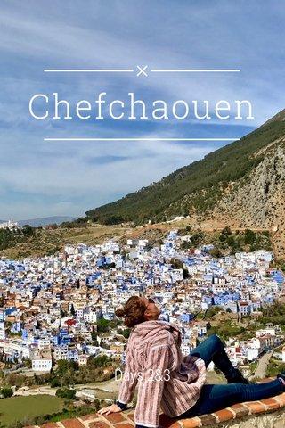 Chefchaouen Days 2&3