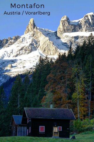 Montafon Austria / Vorarlberg