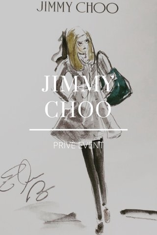 JIMMY CHOO PRIVÈ EVENT