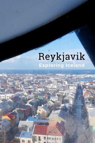 Reykjavik Exploring Iceland