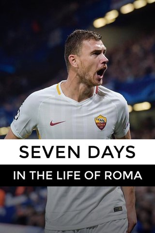 SEVEN DAYS IN THE LIFE OF ROMA