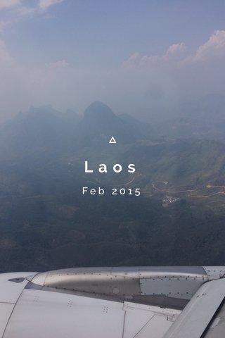 Laos Feb 2015