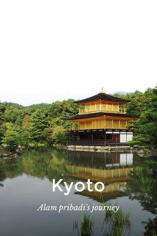 Kyoto Alam pribadi's journey