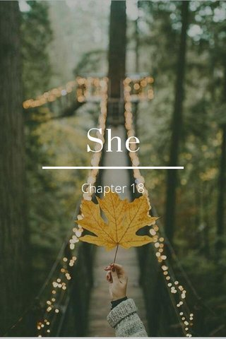 She Chapter 18