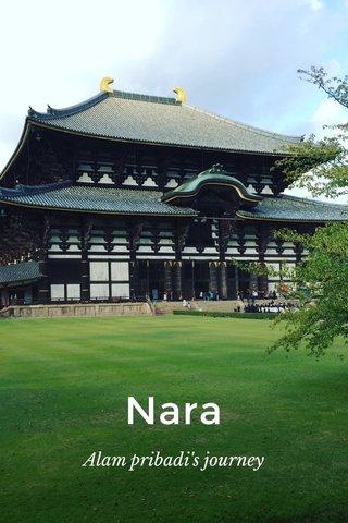 Nara Alam pribadi's journey