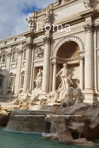 #Roma #capital