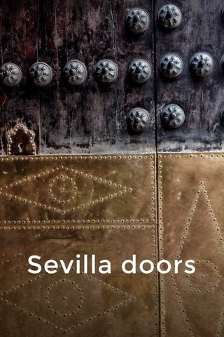 Sevilla doors