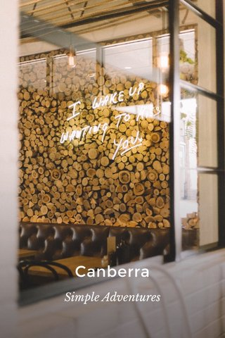 Canberra Simple Adventures