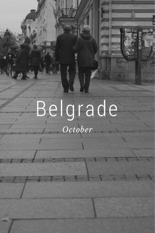 Belgrade October
