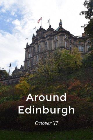 Around Edinburgh October '17