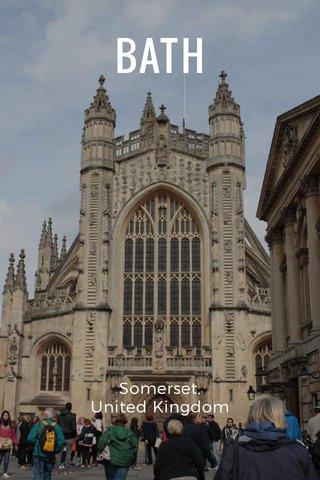 BATH Somerset, United Kingdom