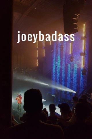 joeybadass