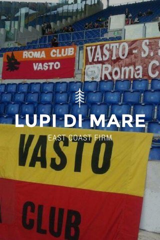 LUPI DI MARE EAST COAST FIRM