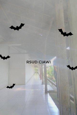 RSUD CIAWI