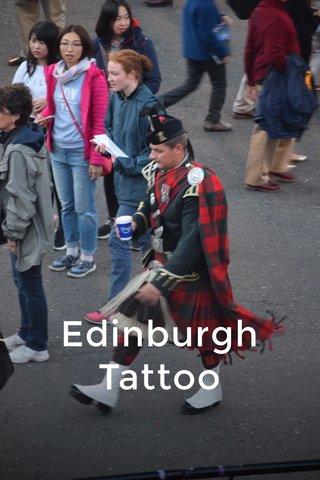 Edinburgh Tattoo
